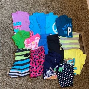 Assorted Girls Clothes (size 8)